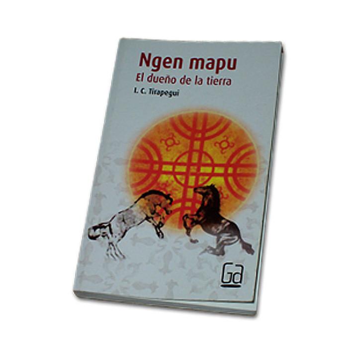 Web trailer o trailer interactivo de la novela Ngen Mapu.