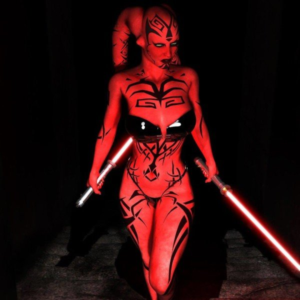 Cosplay Darth Talon