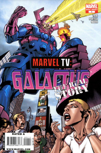 Galactus: the real story
