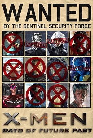 afiche-wanted-x-men-dias-futuro-pasado