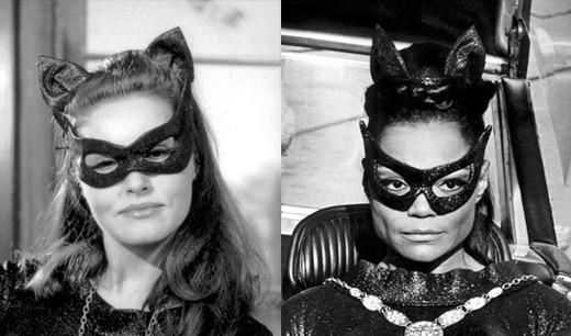 Catwoman Eartha Kitt Julie Newmar Gatúbela (catwoma...
