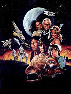 Battlestar-Galactica-afiche-vintage