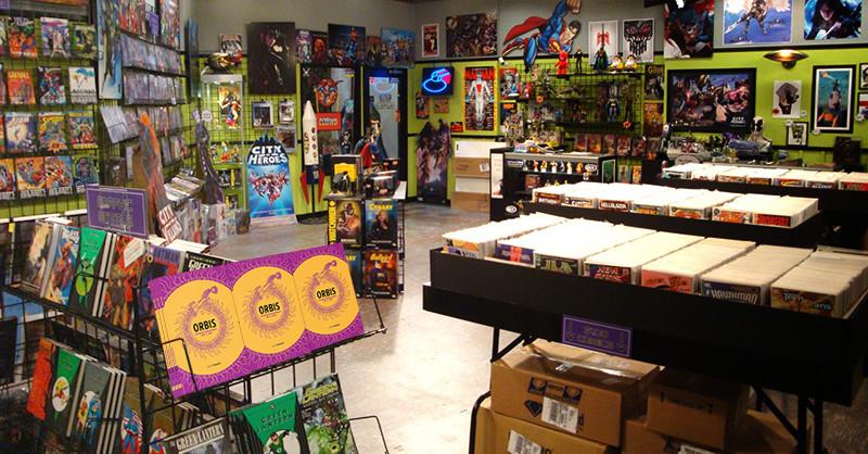 big-bang-theory-tienda-comic-vende-libro-historia-orbis