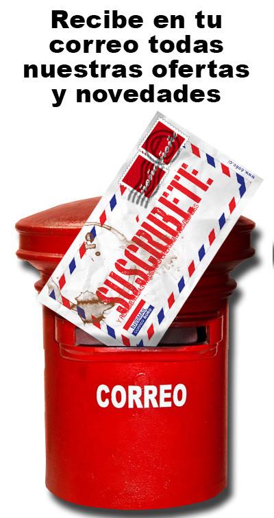 suscríbete al correo de la nación Ñoño