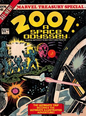 2001-odisea-espacial-portada-comic-jack-kirby
