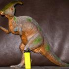 juguete-dinosaurio-Parasaurolophus-plastico-encendedor