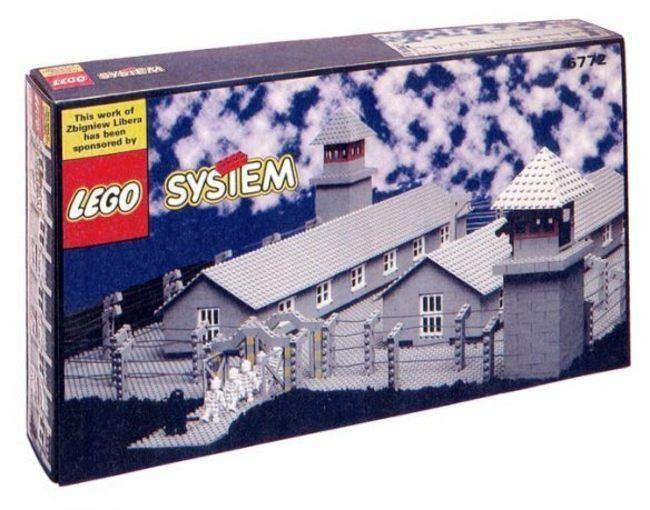 el peor juguete Lego