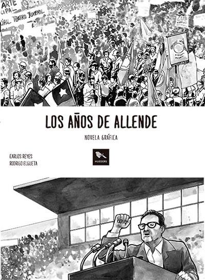 portada-comic-Los-años-de-Allende