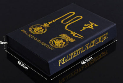 set de Fullmetal Alchemist
