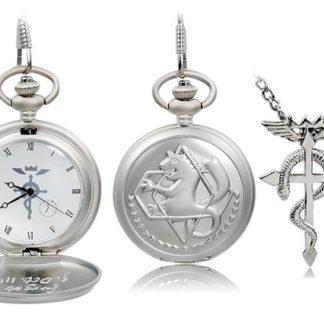 set-fullmetal-alchemist-reloj-bolsillo-ouroboros-1