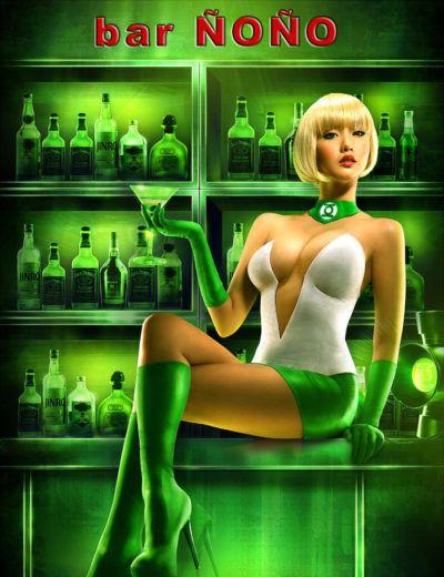 bar-modelo-linterna-verde