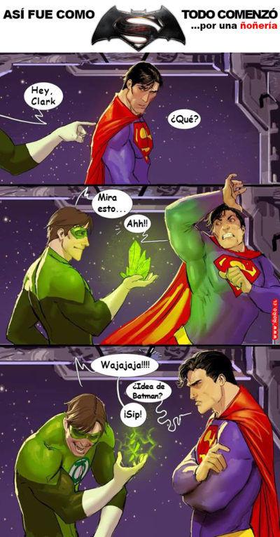 ñoño-tira-comica-batman-superman-linterna-verde