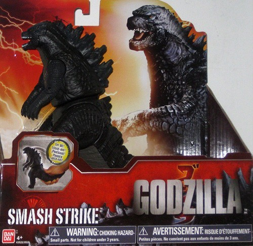juguete Godzilla Smash Strike