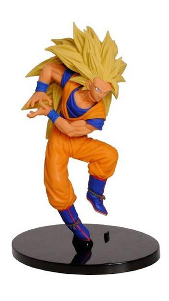 Goku Súper Saiyajin nivel 3
